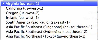 Load Test Across Regions