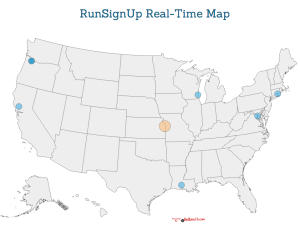 Real Time Map