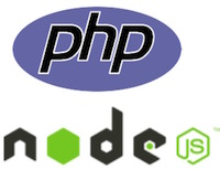 php-nodejs-logos