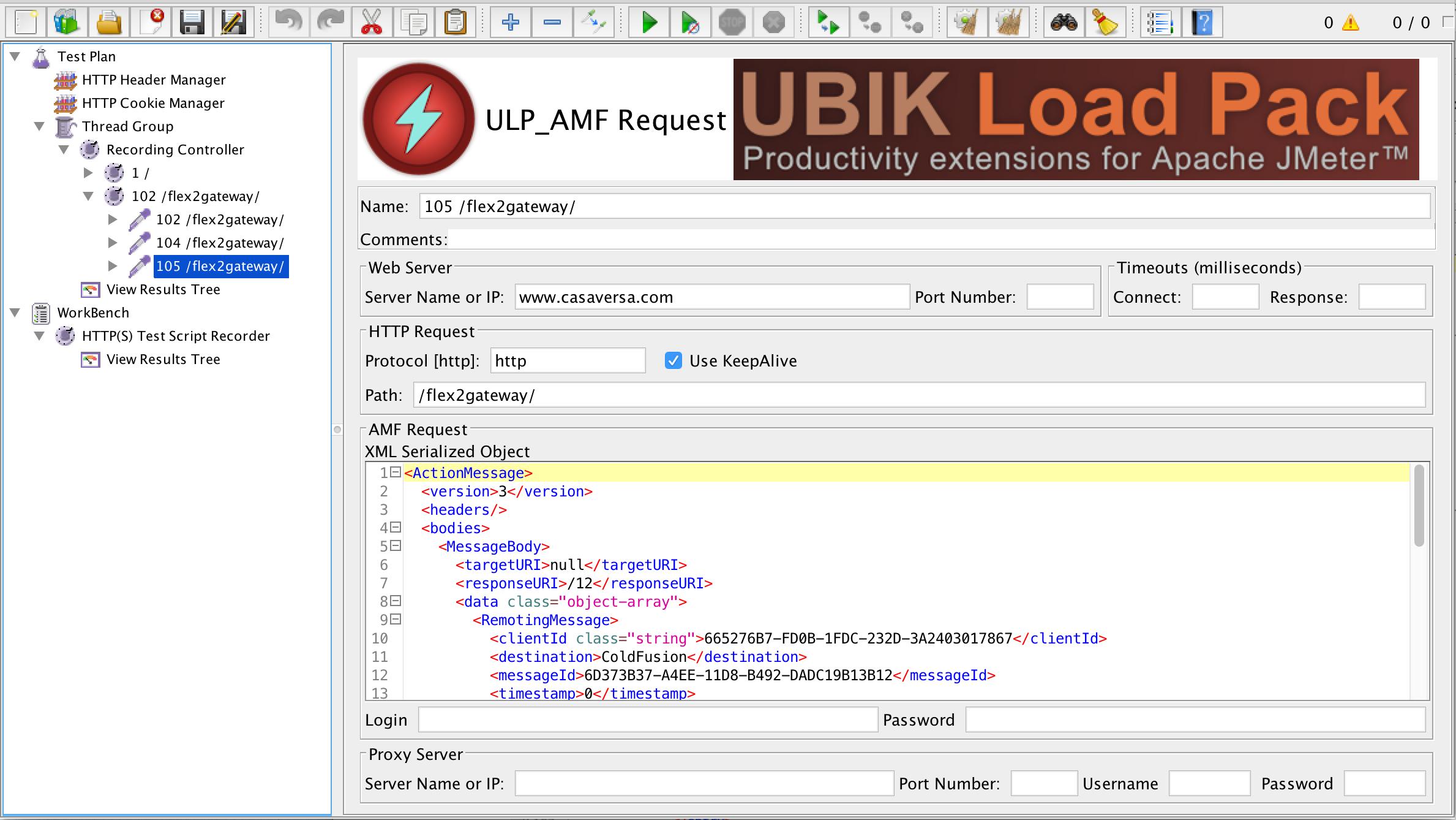 Jmeter flex tutorial with ubikloadpack redline13 screen shot 2015 11 13 at 43219 pm baditri Gallery