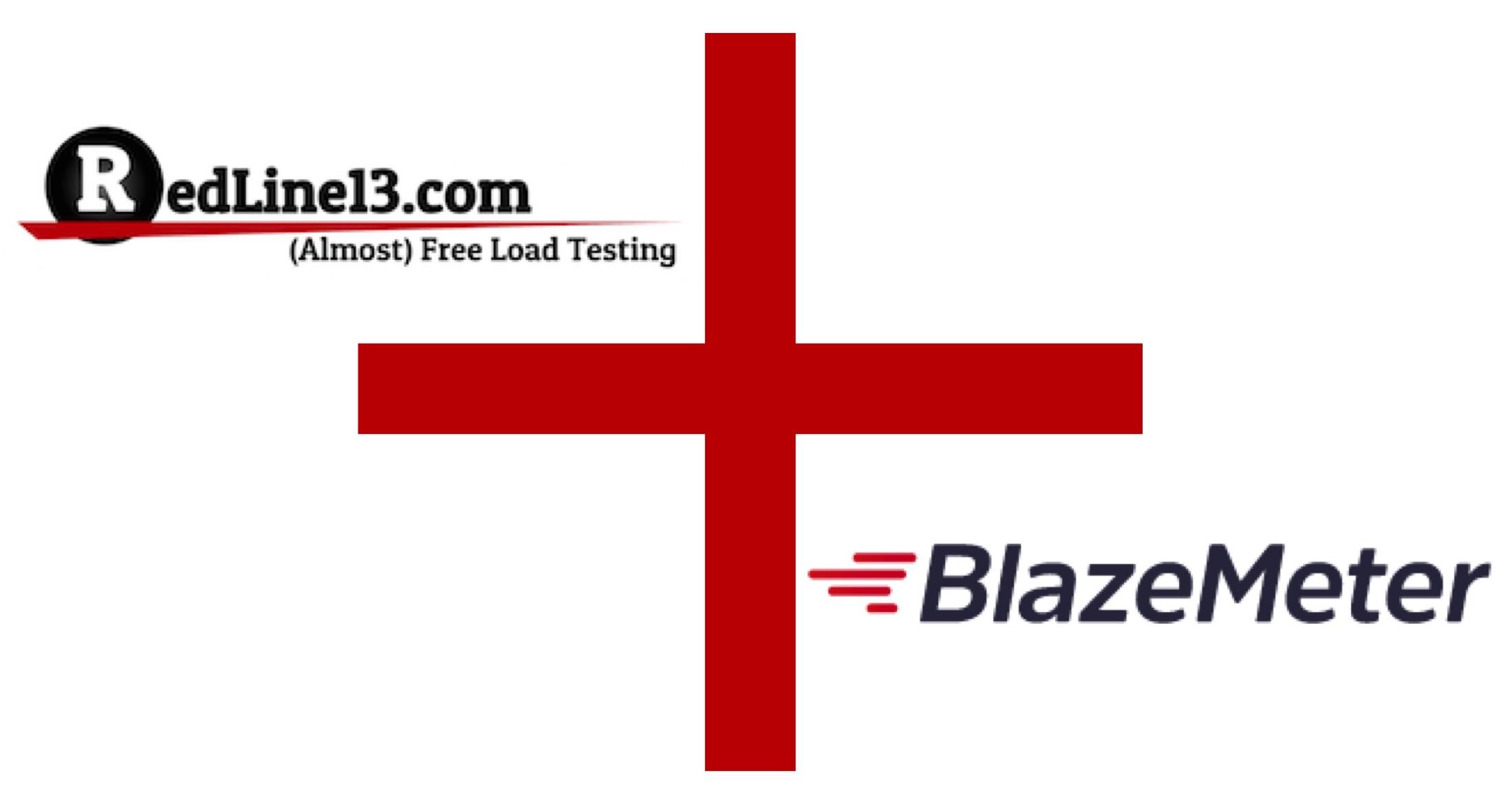 RedLine13 BlazeMeter Complementary Matrix