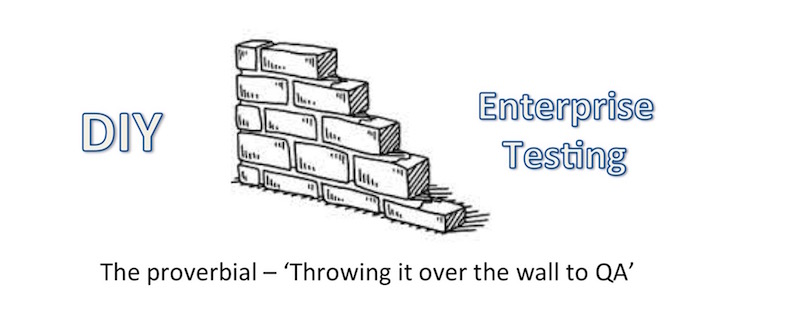 Throw It Over the Wall to QA