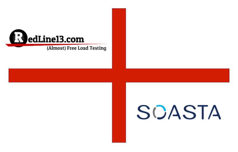 Load testing SOASTA RedLine13