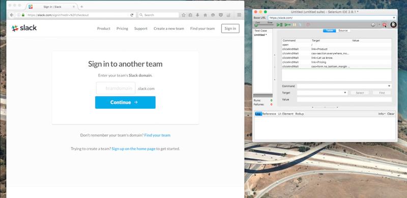 Selenium JMeter Firefox Plugin