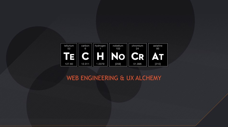 Technocrat Logo