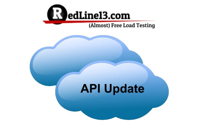 API metrics endpoint