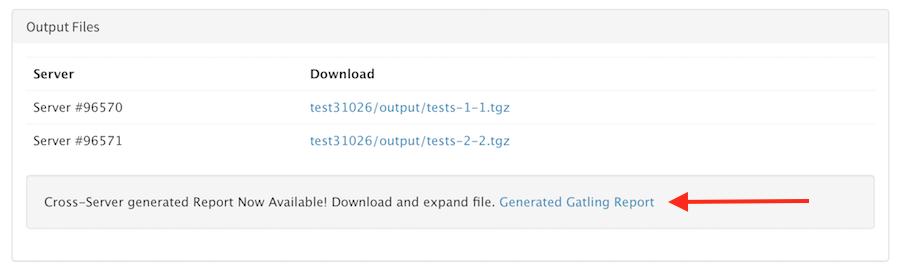 Download Gatling Report
