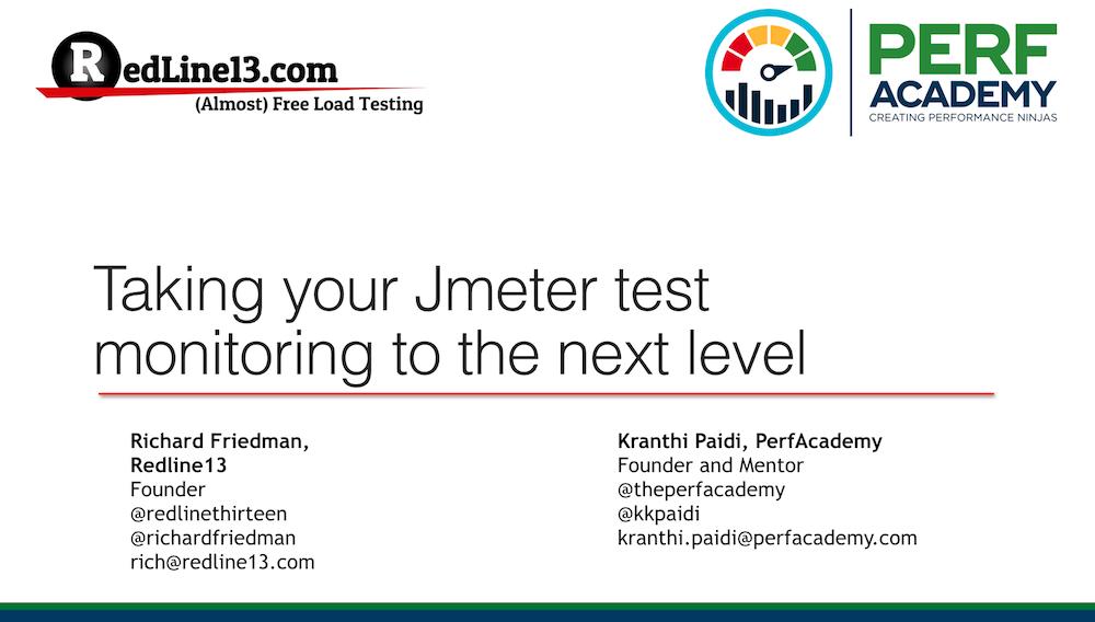 redline13_perfacademy_webinar_jmeter_monitoring