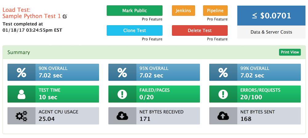 redline13-custom-python-load-test-results
