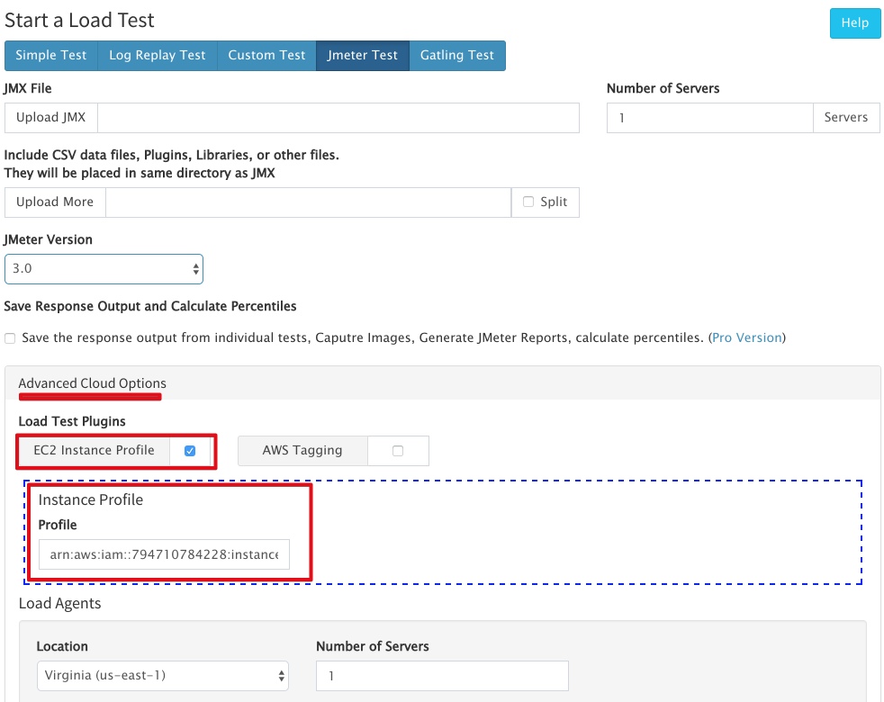 start-test-with-instance-profile