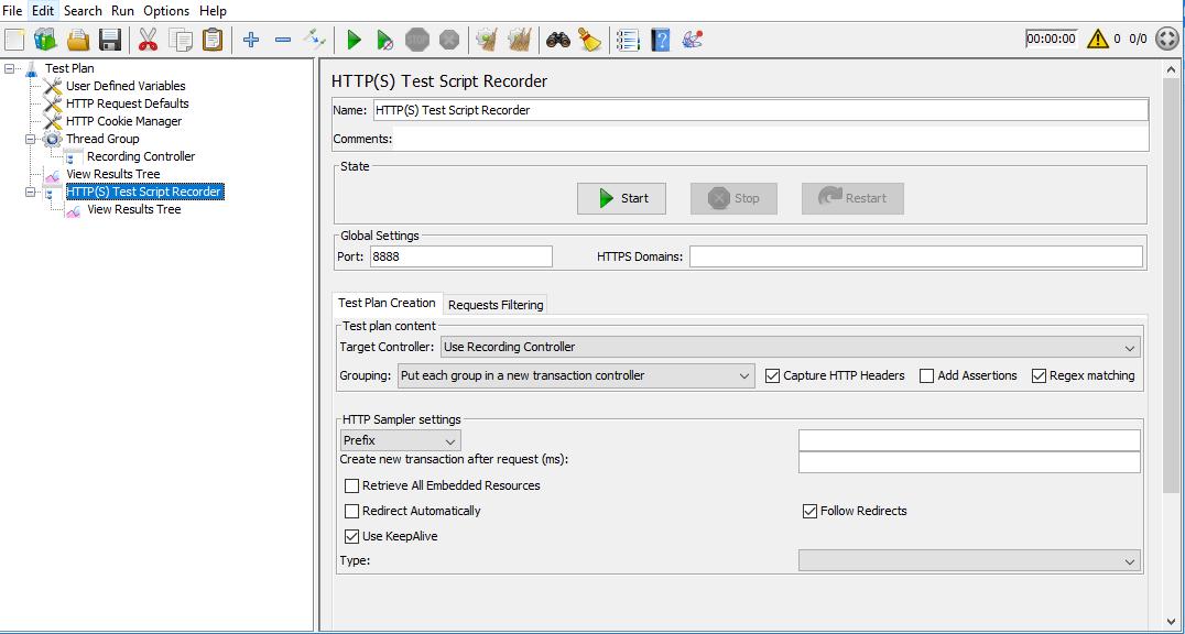 RedLine13 JMeter Mobile Performance Testing