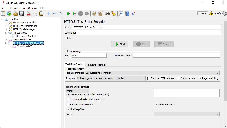 File upload with JMeter for Load Testing