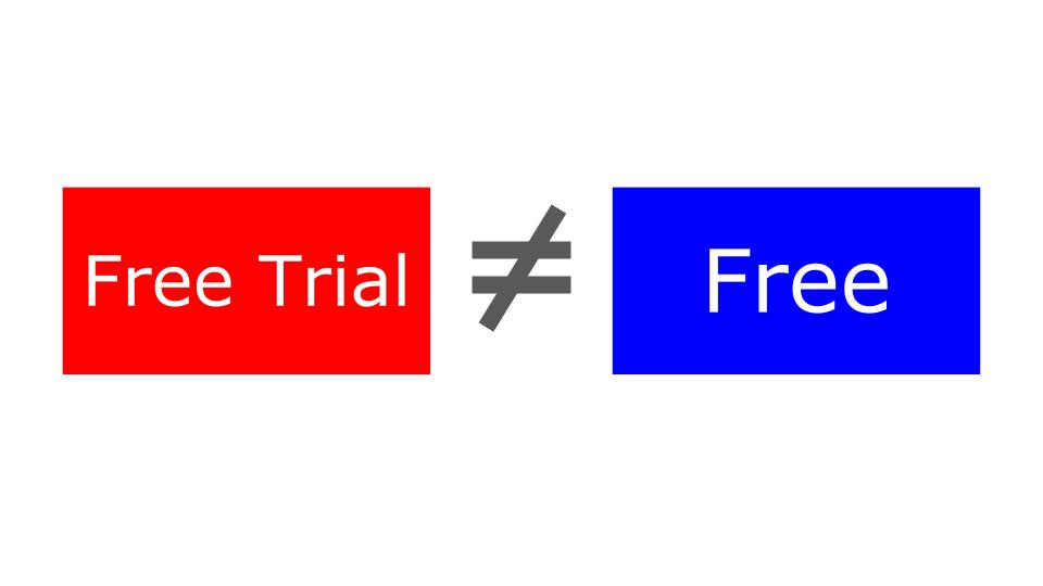 Free Trial is not Free - RedLine13 is Free Load Testing