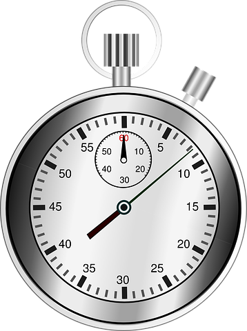 Start the timer and compare Maximum Test Duration