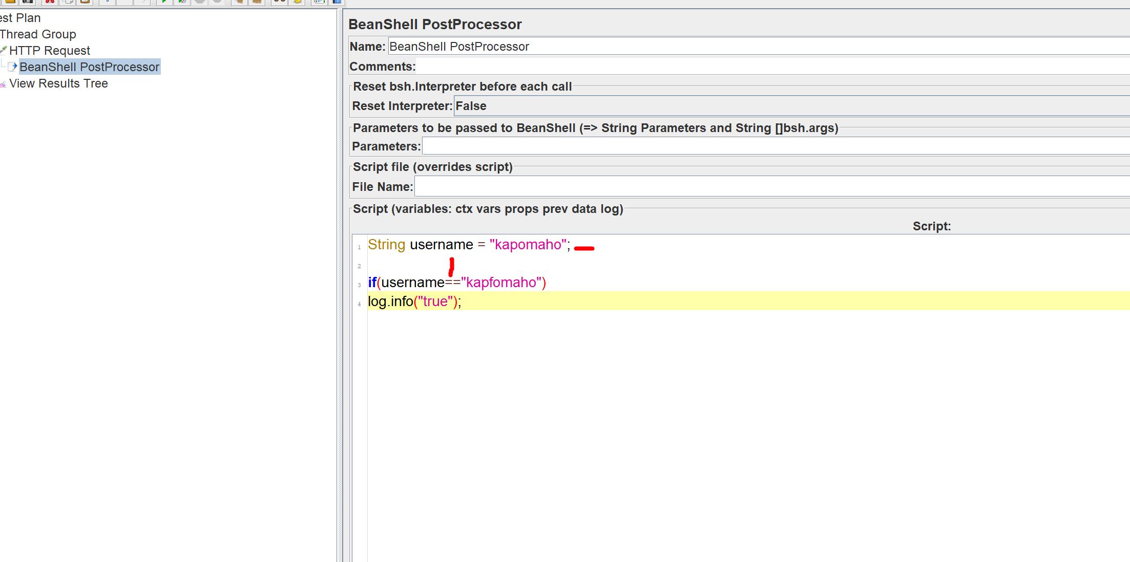 Beanshell for JMeter Best Practices - Syntax