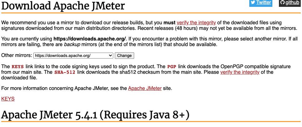JMeter 5.4