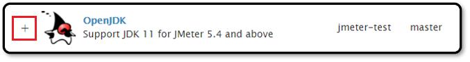 OpenJDK 11 plugin
