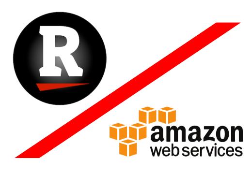 RedLine13 and Amazon Web Services (AWS)